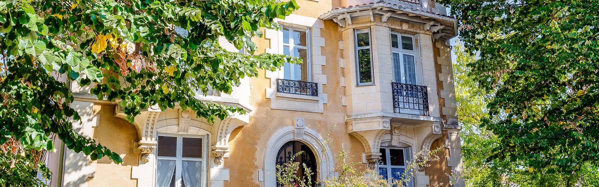 Résidence Thermalis façade